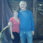 Karen and Steven Farmer, author of Messages from Your Animal Spirit Guides