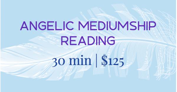 Angelic Readings 30 Min