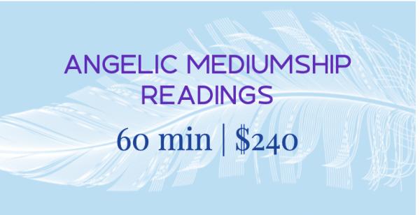 Angelic Readings 60 Min